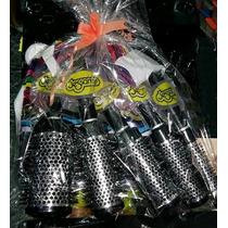 Cepillos Térmicos Profesionales Jessamy Set X5