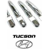 Manillas Cromadas Hyundai Tucson