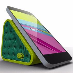 Parlante Portátil Bluetooth Eurocase Congo 2.1 Ventosa Verde