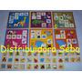 Loteria Animales 36 Fichas En Madera 6 Cartones Ilustrados