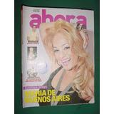 Revista Ahora 3/4/11 Maria Eugenia Rito Ghidone Palavecino