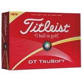 Kaddygolf Titleist Dt Trusoft Nueva - Caja X 12 Unidades