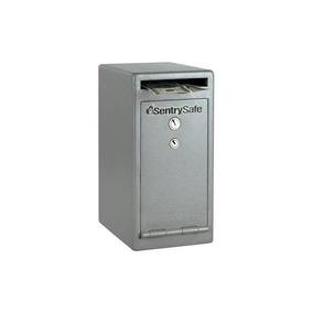 Sentrysafe - Drop-slot Caja De Seguridad - Gris