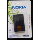 Bateria Pila Nokia Bl-5j Lumia 520 620 Nueva! Somos Tienda!!