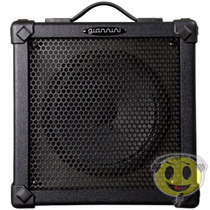 Cubo Amplificador Contra Baixo Giannini B20 W Loja Kadu Som