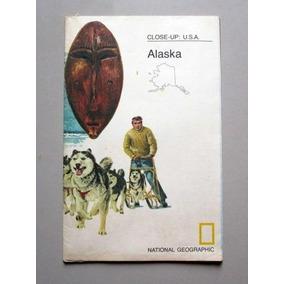 Mapa Close-up: Usa - Alaska - 56x88