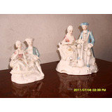 Porcelana China Figuras De Parejas