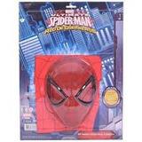 Kit De Remera Y Mascara Spiderman Hombre Araña
