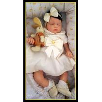 Vendo Linda Bebê Sofia -tão Real Que Parece De Verdade !