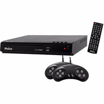 Dvd Philco Game Usb 2 Joysticks - Ph150