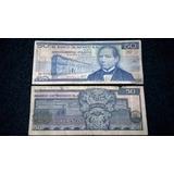 Billete De 50 Pesos, Benito Juárez