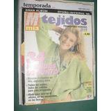 Revista Mia Especial Tejidos 34 Prendas De Punto Diseños