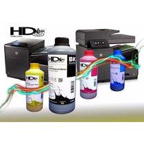 Tinta Pigmentada Hdink Impressoras Hp Pro X 476dw E 451
