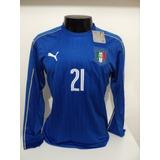e56ee3b5d2fc1 Camisas Manga Longa Skyler - Camisa Itália no Mercado Livre Brasil