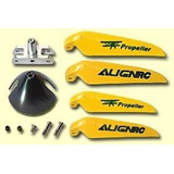 Align Metal Spinner With 5x3 And 6x3 Foldable Propeller