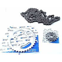 Kit De Sprocket Motocicleta Italika Ft 125