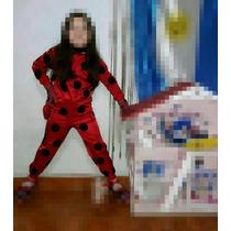Disfraz Infantil Miraculous Ladybug , Cat Noir , C/guantes