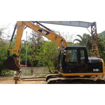 Escavadeira Caterpillar 312dl Ano: 2012