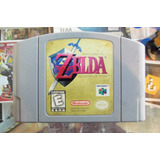 Zelda Ocarina Of Time (gameboxtcg)