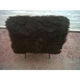 Cojinillos Dobles (pellones) Oscuros Negros/marrones. Talaba