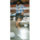 Poster Original Seleccion Argentina Mundial 82 Ramon Diaz