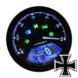 Velociemtro Digitales Moto Cafe Racer (vespa, Suzuki..)