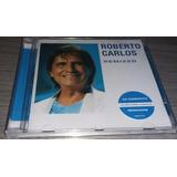 Cd Roberto Carlos Remixed - Novo Lacrado
