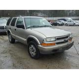 Chevrolet Blazer 1999-2005 Booster