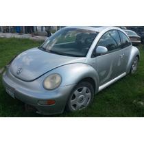 Volkswagen Beetle 2000 ( En Partes ) 1998 - 2005 Motor 2.0