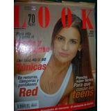 Revista Look Moldes Moda Ropa Costura 148 Maria Vazquez