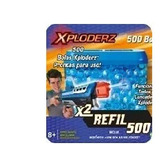 Refil Deposito De Munição Xploderz X2 Invader- 401 Sunny