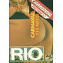 Dvd Carnaval In Rio - Art Plus - Baile