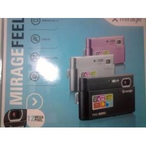Câmera Digital Mirage Feel / Na Caixa / Lote Com 10 Câmeras
