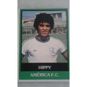 Ping Pong Futebol Cards Hippy América Ótimo Estado
