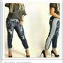 Calça Hot Pants Jeans