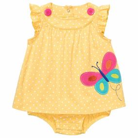 Sunsuit (traje De Playa) Carters Bebe-niña 9 Meses 7353