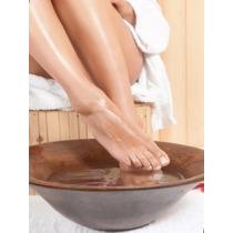 Sales De Baño Aromáticas & Detox Para Pies Spa Pedicure 1kg