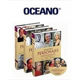 Grandes Personajes Universales / Oceano