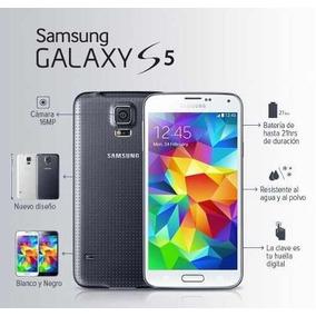 Samsung Galaxy S5 De Exhibicion Cargador Original + Regalo