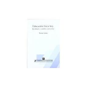 Libro Educacion Fisica Hoy *cj