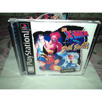 X-men Vs Street Fighter - Patch Para Ps1,ps2 E Pc - Completo