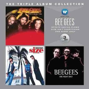Bee Gees Coleção Com 3 Cds Lacrado Original