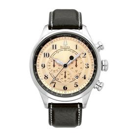 Precioso Reloj Bulova 96b137 Vintage Tiempo Exacto Relojes