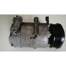 Compressor Ar New Fiesta 2014