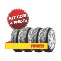 Kit Pneu Pirelli 175/70r13 Formula Spider 82t 4 Un- Sh Pneus