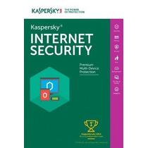 Kaspersky Internet Security 2017 - 3 Pcs 1 Ano - Lançamento!