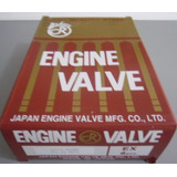 Valvulas Escape Toyota Machito 4.5 Autana Burbuja. Caja De 6