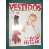 Revista Vestidos 2 Novias Fiestas 15 Años Moda Sin Moldes