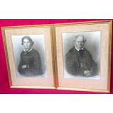 Muy Decorativos Cuadros Fotos De Carbonilla Y Lapiz 1866