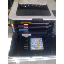 Impresora Laser A Color Clp-325 Seminueva Imprime Rayas